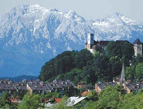 Turistična zveza Slovenije, Slovenian tourist board - E.Kase