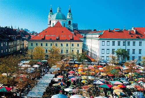 Turistična zveza Slovenije, Slovenian tourist board - J.Skok